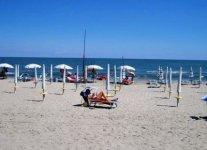 Spiaggia Barricata di Porto Tolle