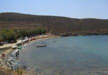 Spiaggia Komito di Syros