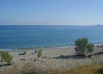 Spiaggia Kampos di Lesbo