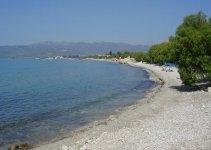 Spiaggia Potokaki di Samos