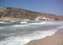 Spiaggia Livadi di Antiparos