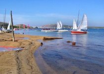 Playa de ses Salines di Minorca