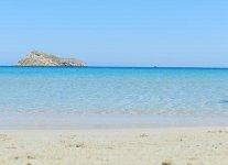 Spiaggia di Christou Pigadi Karpathos