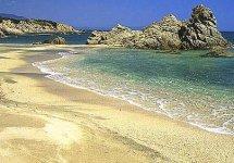 Spiaggia Feraxi di Muravera