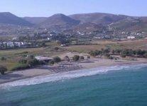 Spiaggia Parasporos di Paros