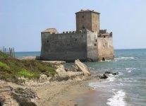 Spiaggia Torre Astura di Nettuno