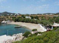 Spiaggia Apandima di Antiparos