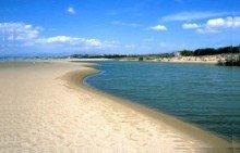 Spiaggia Foce del Fiume Platani di Cattolica Eraclea
