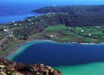 Lago dello Specchio di Venere di Pantelleria