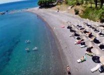 Spiagge Agios Fokas di Paros